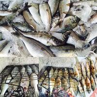 Photo taken at Aksaz iskele balık evi by @lex ⚓️⚓️ on 4/27/2016