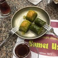 Foto tomada en Samet Usta Baklavaları por Nurgül el 3/24/2018