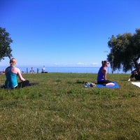 Photo taken at Rotary Sunrise Lake Park by Julie J. on 7/25/2013
