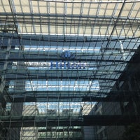 Photo taken at Hilton Frankfurt Airport by Martin G. on 9/17/2014