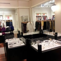 Photo taken at Banana Republic by Trey H. on 10/31/2012