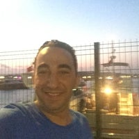 Photo taken at Fenerbahçe kalamış yat limanı by ALİ BORA A. on 7/30/2016