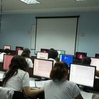 Photo taken at Centro de Computo by Rikrdo S. on 10/30/2012