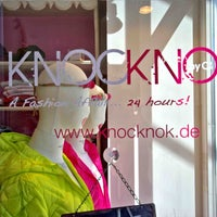 Photo taken at KNOCKNOK Fashion Store by Caroline K. on 10/16/2014