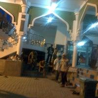 Photo taken at Mesjid Al-Amin by Reza M. on 6/19/2013