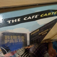 Photo taken at The Cafe' Cartel by Lisa I. on 7/28/2013