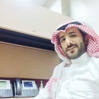 Photo taken at Bank Al Bilad by Abdullah A. on 3/2/2016