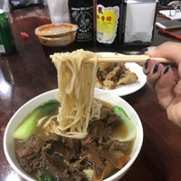 Foto tomada en Lan Zhou Handmade Noodle & Dumpling por april p. el 4/19/2018