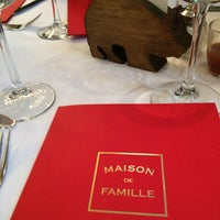Photo taken at Maison de Famille by Sil C. on 12/27/2014