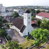 Photo taken at GPIB Immanuel by Steven S. on 8/3/2014