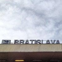 5/1/2013에 Murat Eray K.님이 Bratislava hlavná stanica에서 찍은 사진