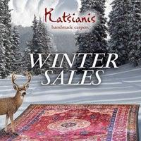 Photo taken at Κατσιάνης Handmade Carpets by Tasos K. on 1/10/2018