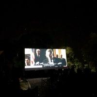 Photo taken at Θερινος Κινηματογραφος Μύλου Ματσόπουλου by Tasos K. on 8/30/2018