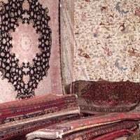 Photo taken at Κατσιάνης Handmade Carpets by Tasos K. on 2/15/2018