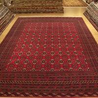 Photo taken at Κατσιάνης Handmade Carpets by Tasos K. on 10/22/2015