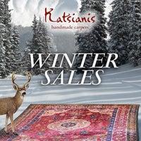 Photo taken at Κατσιάνης Handmade Carpets by Tasos K. on 1/19/2016