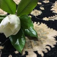 Photo taken at Κατσιάνης Handmade Carpets by Tasos K. on 6/25/2016