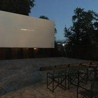 Photo taken at Θερινος Κινηματογραφος Μύλου Ματσόπουλου by Tasos K. on 6/15/2016