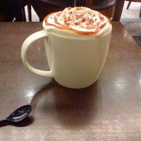 Photo taken at Starbucks by Michał S. on 11/12/2012