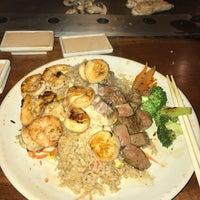 Photo taken at Sakura Japanese Steak, Seafood House & Sushi Bar by Desiree T. on 9/30/2017