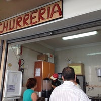 Photo taken at Churrería Mercado by Veronica C. on 7/14/2013