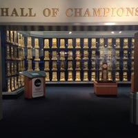 Photo taken at UCLA Athletic Hall of Fame by Gavin C. on 9/20/2013