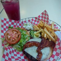 Photo taken at Marc Burger by Joseph S. on 8/15/2014