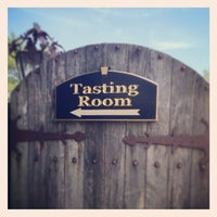 Photo taken at Crossing Vineyards and Winery by Ed S. on 6/9/2013
