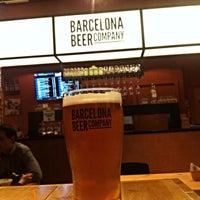 Foto tomada en Barcelona Beer Company Taproom por Mortizia13 el 1/26/2017