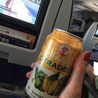 Photo taken at United Airlines Flight 386 by Mortizia13 on 7/18/2018
