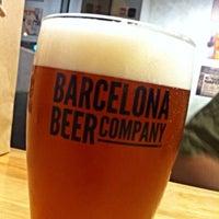 Foto tomada en Barcelona Beer Company Taproom por Mortizia13 el 8/26/2016