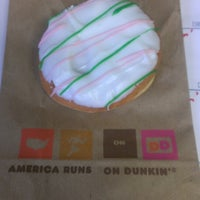 Photo taken at Dunkin Donuts by Adam R. on 4/7/2013