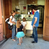 Photo taken at Gelateria Neri by Jerome P. on 6/21/2013