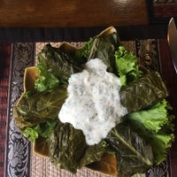 Photo taken at Restaurant Georgia by Polina L. on 5/9/2017