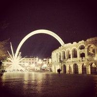Foto scattata a Arena di Verona da Michele Ercole V. il 12/6/2012