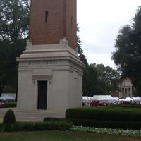 Photo taken at University of Alabama Quad by Ttown.TV T. on 10/27/2012