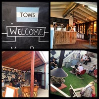 Photo taken at TOMS Flagship by David B. on 1/22/2013