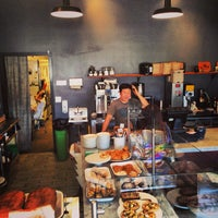 Photo taken at Cognoscenti Coffee (at Proof Bakery) by David B. on 9/8/2013