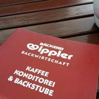 Photo taken at Backwirtschaft Wippler by Sven H. on 8/18/2014