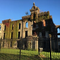 Photo taken at Smallpox Hospital by Dustin on 11/10/2017