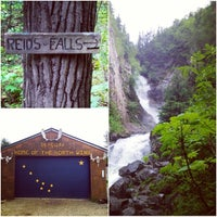 Photo taken at Reid falls by Arturo C. on 6/21/2013