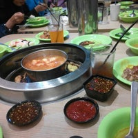 Photo taken at Seoul Garden The Mines by Fanab on 3/23/2015