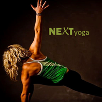 Photo taken at NEXT yoga by NEXT yoga on 10/17/2014