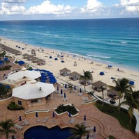 Photo taken at The Ritz-Carlton, Cancun by Rodrigo R. on 11/19/2012