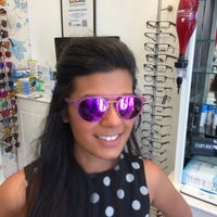 Photo taken at Goodlooking Optics by Lucy H. on 7/3/2014