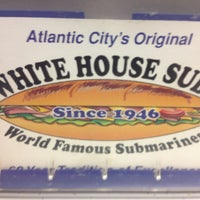 Photo taken at White House Subs by Keith G. on 7/2/2013