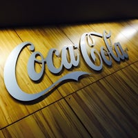 Photo taken at Coca-Cola Österreich by Christoph T. on 2/9/2015