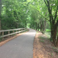 Photo taken at Shelby Farms Park by Kristin O. on 7/28/2013