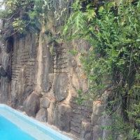 Photo taken at Cristalit Hotel, Yogyakarta by Mimie Z. on 6/5/2013