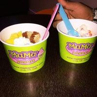 Photo taken at Mama Frozen Yogurt by YGQ 7. on 4/24/2015